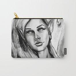 Faerie Portrait Carry-All Pouch
