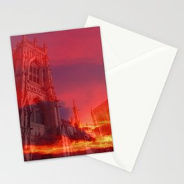 Fire from the Pulpit Stationery Cards