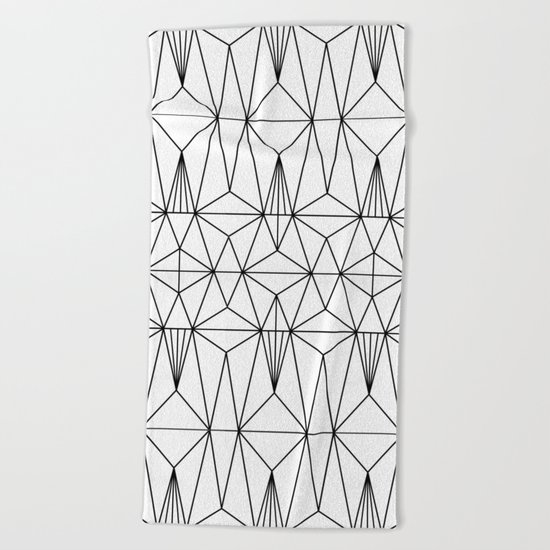 My Favorite Pattern 1 Beach Towel