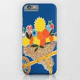 Sicilia - Sicily Italy Vintage Travel iPhone Case