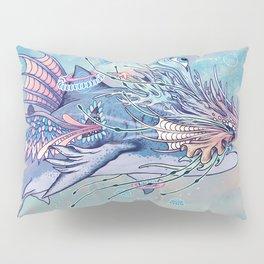 Journeying Spirit (Shark) Pillow Sham