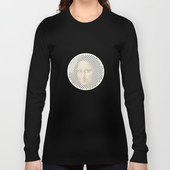Optical Illusions - famous works of art 1 Long Sleeve T-shirt