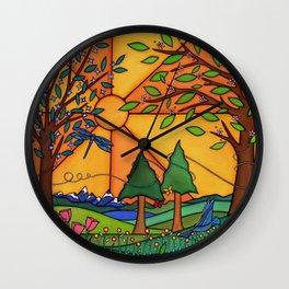 My Morning Prayer Wall Clock