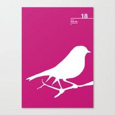 18_birdstfb_I Canvas Print