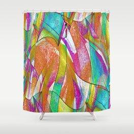 Fruzaic Shower Curtain