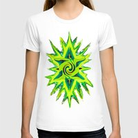 rasta T-shirts featuring RASTA STAR by EclecticArtistACS