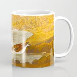 Little Sandpiper Bird Coffee Mug
