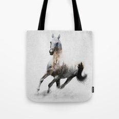 Galloping Horse Tote Bag
