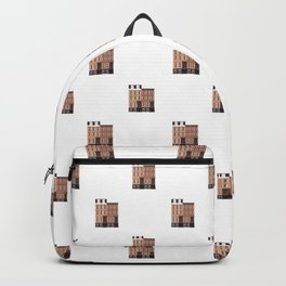 New York, NY Brownstone Backpack