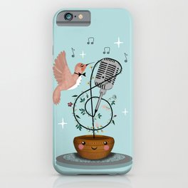 Sweetest Nectar iPhone Case