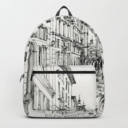 Via S. Lorenzo, Genova Backpack