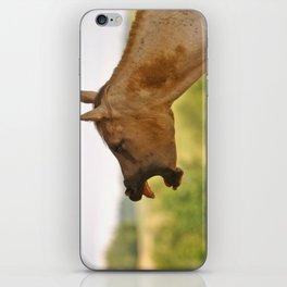 Yaaaaaaawn iPhone Skin