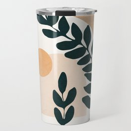 Soft Shapes III Travel Mug