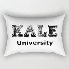 Kale University Rectangular Pillow