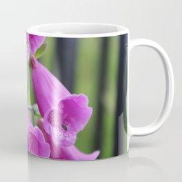 Foxglove Flower Coffee Mug
