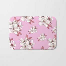 X-tra Ordinary Cherry Blossoms Bath Mat