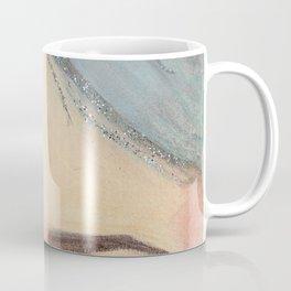 Eyebrows & Glitter Roots on Fleek! Coffee Mug
