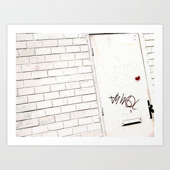 Love Is EVERYwhere! 8 Art Print