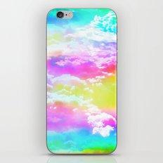 Happy Cloud II iPhone Skin