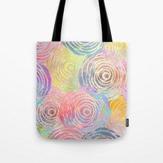 Summer Pattern Tote Bag