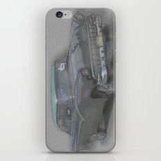 amcar 1 iPhone & iPod Skin