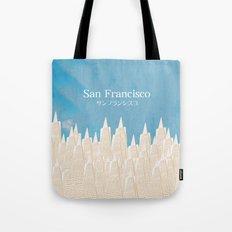 San Francisco TA Tote Bag
