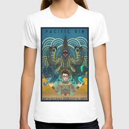 Newton Geiszler : Kaiju Groupie T-shirt