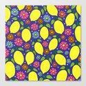 Lemons & Flowers by sarahoelerich