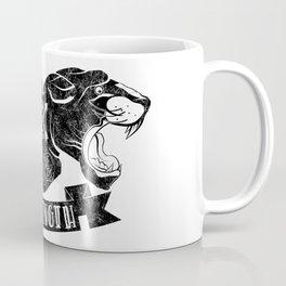 Panther Strength Coffee Mug