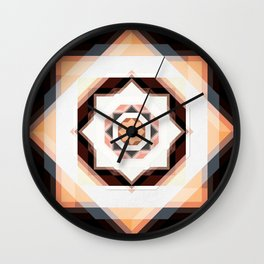 Octagon Wall Clock