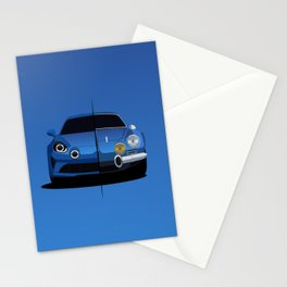 Alpine A110 Generations Stationery Cards