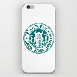 Tarmucks Java - Coporate Coffee House Franchise iPhone Skin
