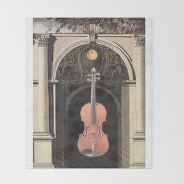 Da Da Suite - Ode to Magritte Throw Blanket