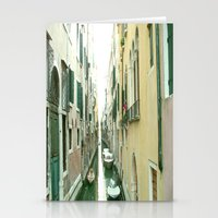 italy Stationery Cards featuring italy by Harriet Hendricks
