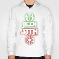jedi Hoodies featuring Jedi by Liquidsugar