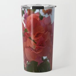 Bougainvillea At Daybreak Travel Mug