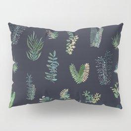 green garden at nigth Pillow Sham