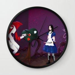 Alice: Madness Returns Wall Clock