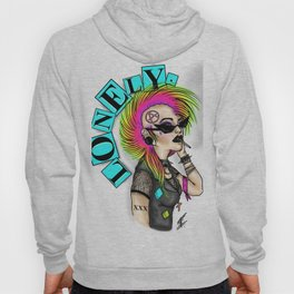 Anarchy Gets Lonesome Hoody