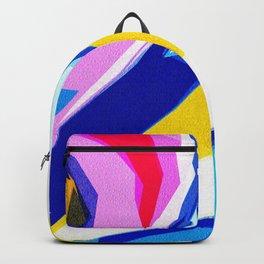 Rainbow Lava Backpack