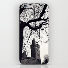 Cardiff Castle Clocktower iPhone & iPod Skin
