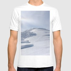 The Top Mens Fitted Tee White MEDIUM