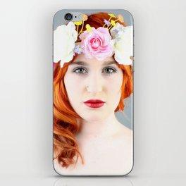 Wayward Girl, 1.0 iPhone Skin