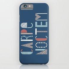 Carpe Noctem iPhone 6s Slim Case