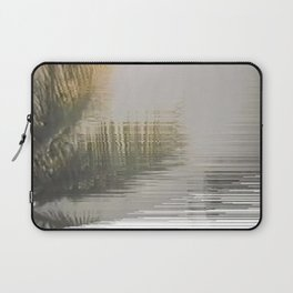 upside down palm Laptop Sleeve