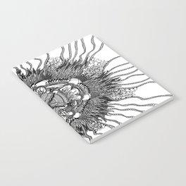 magic shield Notebook