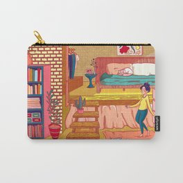 Cozy Loft Carry-All Pouch