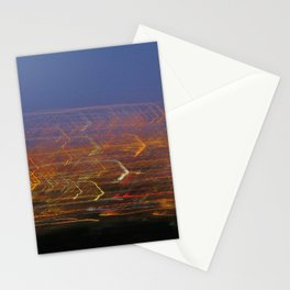 Runyon Lights Stationery Cards