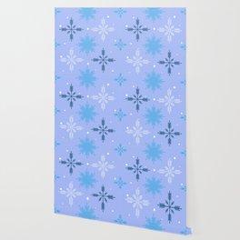 Flake by flake. Wallpaper