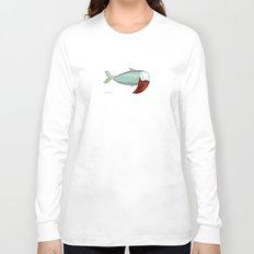 fish with beard Long Sleeve T-shirt